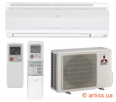 Фото кондиционер mitsubishi electric ms-gf25va/mu-gf25va