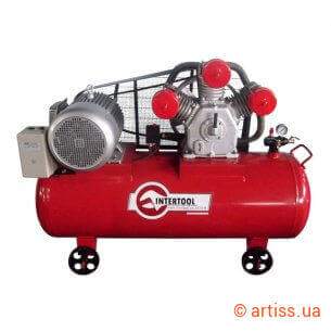 Фото компрессор intertool pt-0050