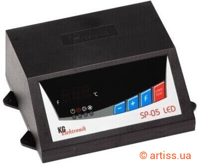 Фото контроллер горения kg elektronik sp-05 led